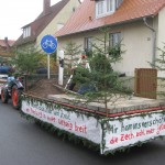Kirchweihumzug