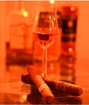 3.Zigarren und Whisky Tasting